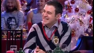Прожекторперисхилтон: выпуск 50 (эфир 26 декабря 2009) Анастасия Заворотнюк, Владимир Позн