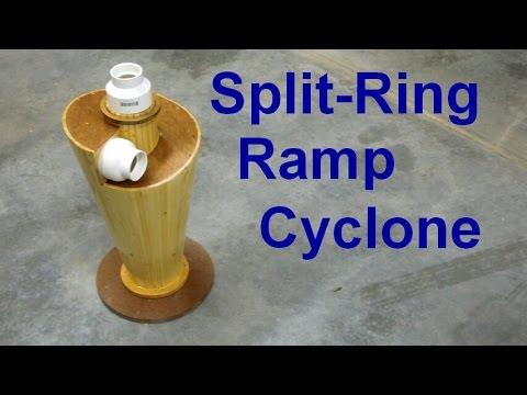 Split-Ring Ramp Cyclone Separator Part One