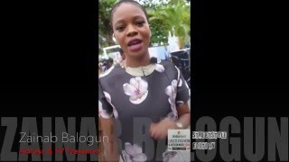 CelebritySTPInterview with Zainab Balogun  [LFDW'15 StreetStyle Edition]