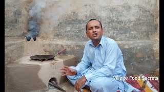 Langar wali Daal Roti Recipe by Mubashir Saddique | Village Food Secrets