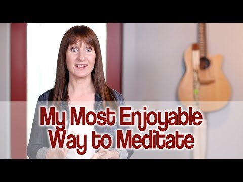 Episode 80: The most enjoyable way to meditate