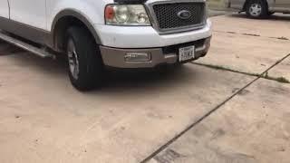 F150 wheel bearing noise when turning?