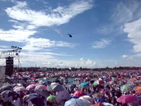 iglesia ni cristo  grand anniversary celebration, santiago city isabela july 27,09