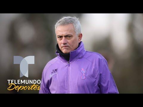 Los retos de Mourinho para enderezar al Tottenham | Telemundo Deportes