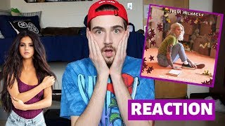 Julia michaels - anxiety ft. selena gomez | reaction