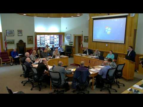 Brant County Council Meeting September 27th
