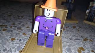 UnBoxing My New 24 Roblox Toys!!!!