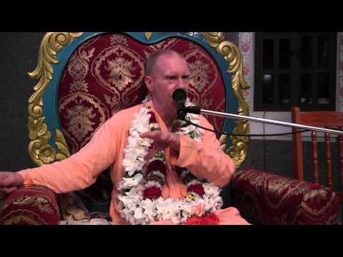 Бхагавад Гита 4.34 - Бхакти Чайтанья Свами