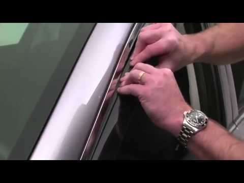 Weathertech Wind Deflectors Installation