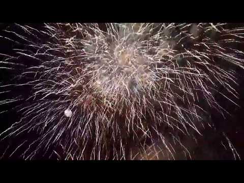 Congratulations for new Government 20 - ty min. fireworks of Republic of Macedonia