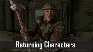 Skyrim: 5 Hidden, Recurring Characters You May Have Missed in The Elder Scrolls 5: Skyrim
