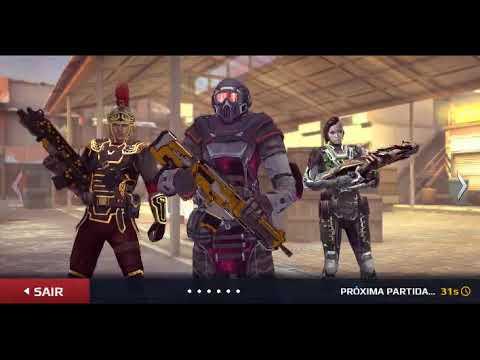 Modern Combat 5: OS CARAS TÃO INVULNERÁVEL