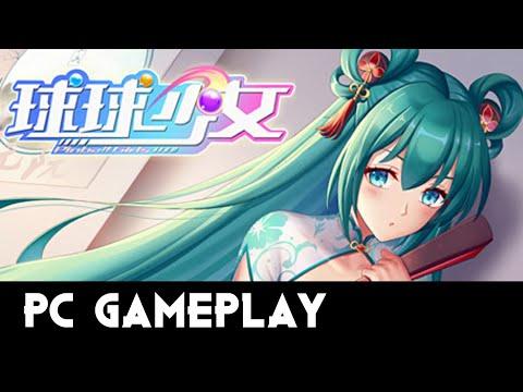 球球少女/Pinball Girls | PC Gameplay |
