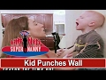 4yr Old Punches Wall During Time Out | Supernanny