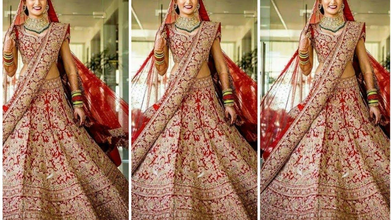 c5f61140a4 New lehenga design ideas for wedding    latest lehenga design    Weding  Lehenga Collection #36