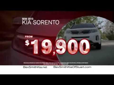 Summer Sell Off Bev Smith Kia 2015 Kia Sorento