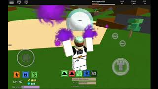 Fighting with Elements! - Elemental Battlegrounds - Roblox