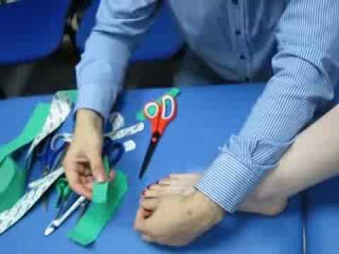 Тейпирование большого пальца ноги при вальгусной ...
