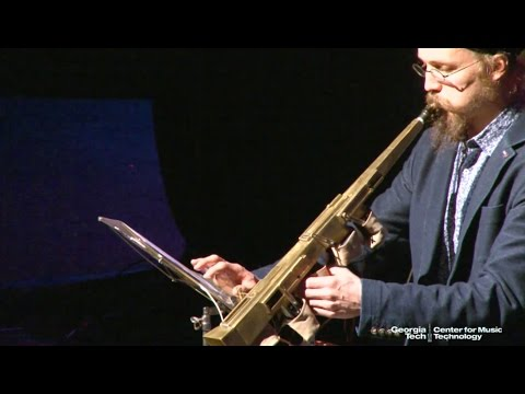 The Infinitone - FIRST PRIZE Performance at the 2017 Guthman New Musical Instrument Competition