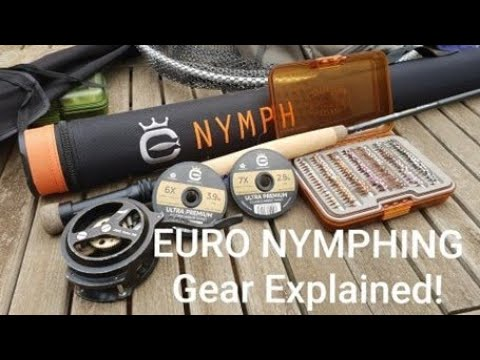 EURO NYMPHING Gear Explained! Rods, Reels, Lines, Leaders, Tippet And Flies!