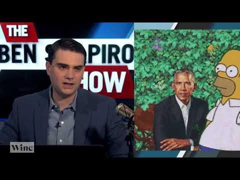 Obama Portrait Becomes Internet Meme