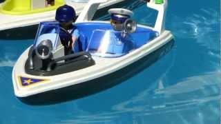 PLAYMOBIL boat bateau