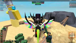 Roblox Tower Battles #1 WIN