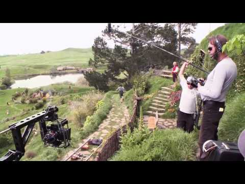 THE HOBBIT - Official Production Video #9 [HD]