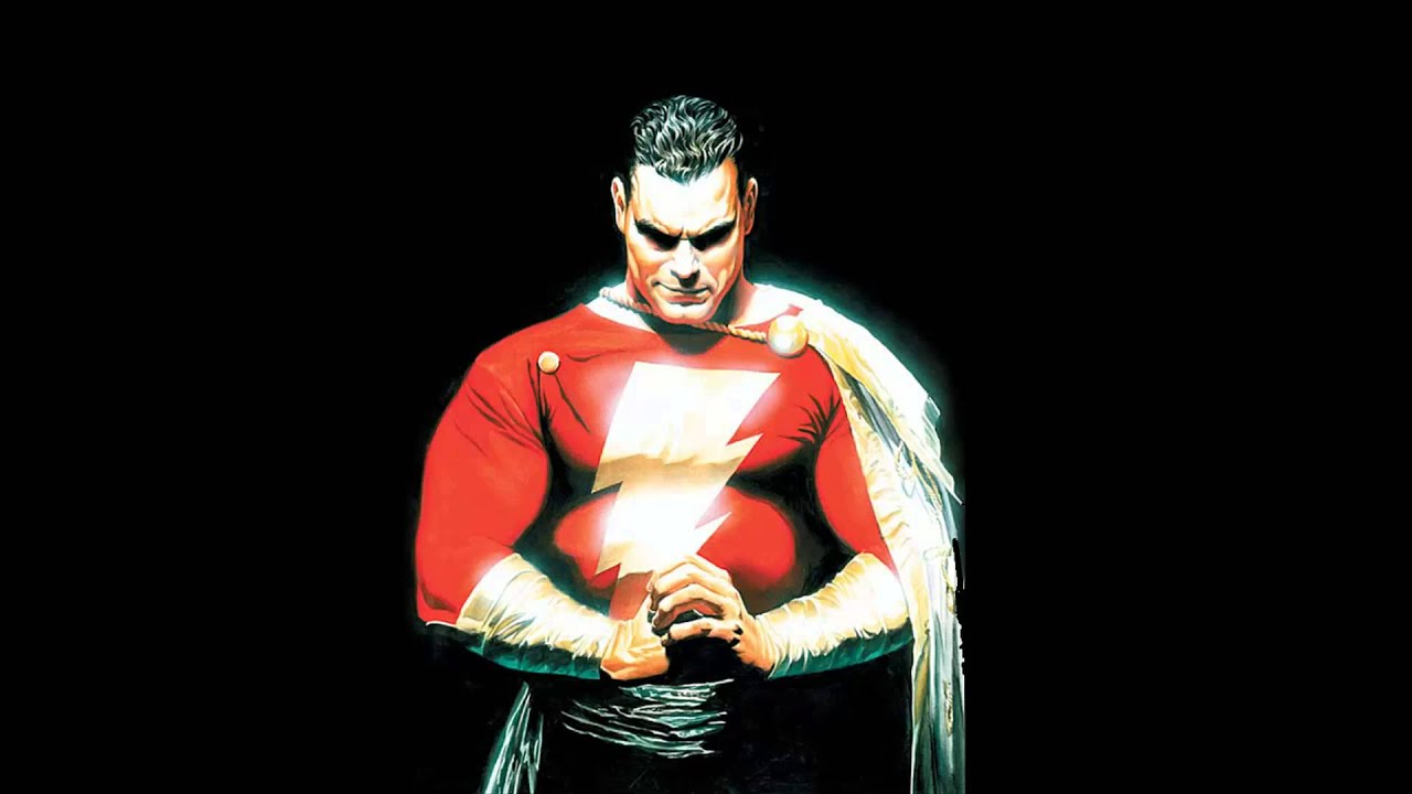 A Request For Injustice Shazam Aka Captain Marvel