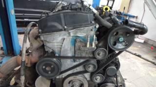 Двигатель G4KE 2.4 ремонт Киа Соренто Ч.1