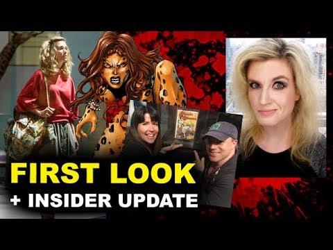 Wonder Woman 1984 Kristen Wiig FIRST LOOK