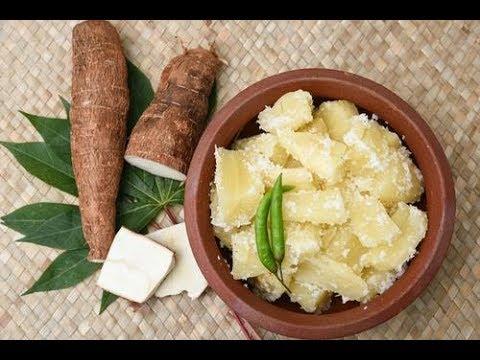 Healing properties of cassava