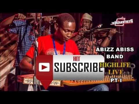 Sikyi Highlife Classicals - Abizz Abiss Band on Oman FM [Aud