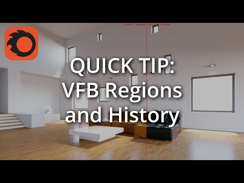 QUICK TIP: VFB Regions and History