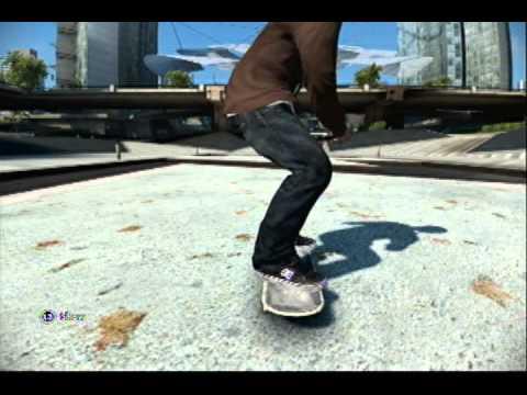 Skate 3 Awesome Tricks