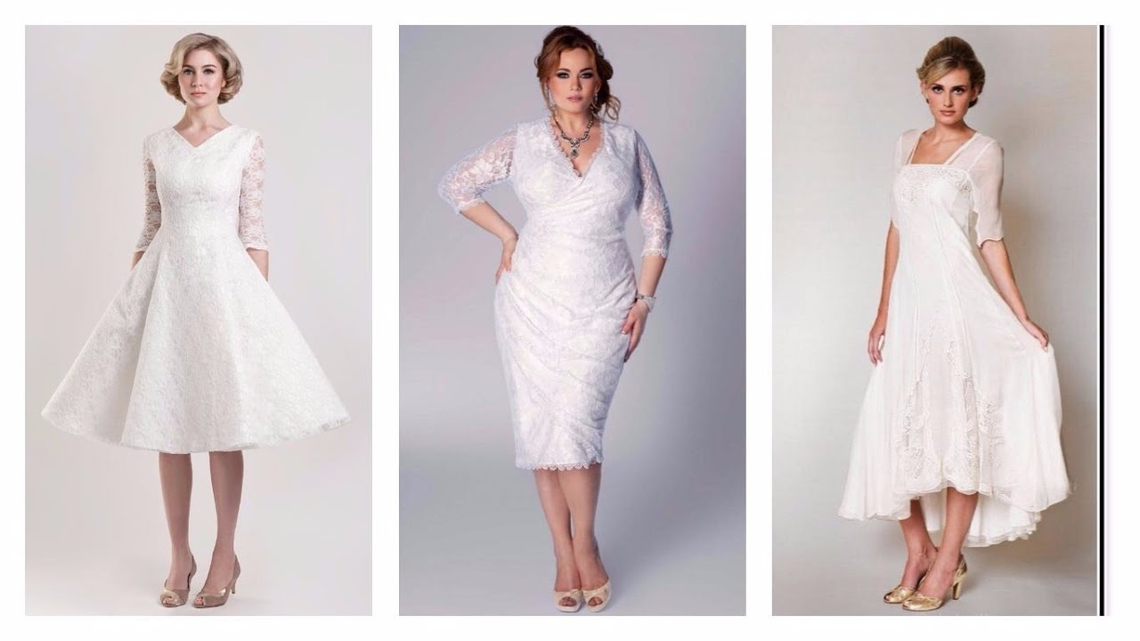 Vestidos De Novia Para Señoras 2017 Moda Fashion Vestidos Novia Señoras