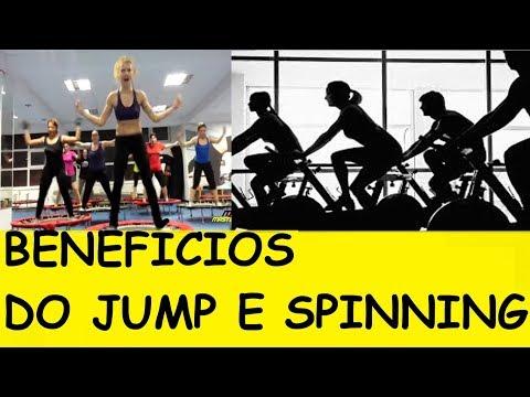 Benefícios Do Jump E Benefícios Do Spinning