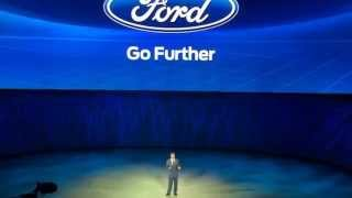 Ford Motor Company North American International Auto Show 2015 Intro