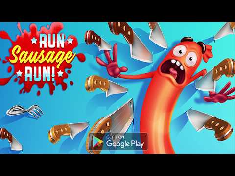 Download Run Sausage Run! for PC