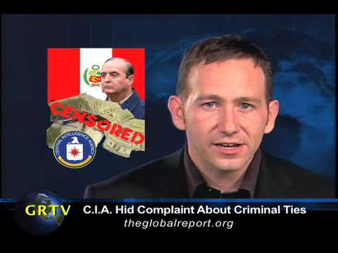 C.I.A. Hid Complaint About Criminal Ties