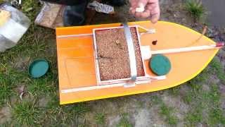 як зробити кораблик для лову риби своїми руками