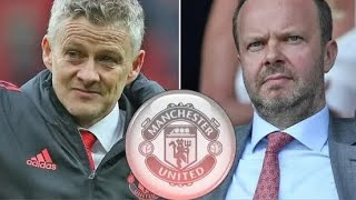Ole Gunnar Solskjaer issues two demands to Ed Woodward! Transfer Daily
