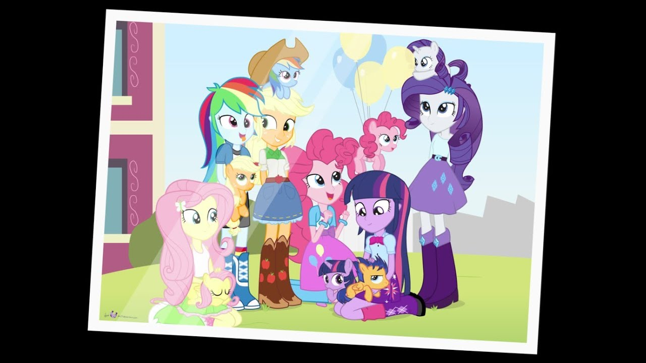 My Little Pony Equestria Girls Song 1080p