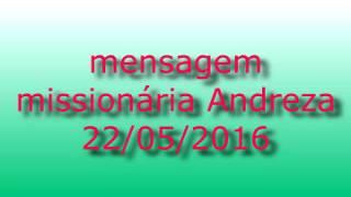 mensagem 22 05 2016 mp3