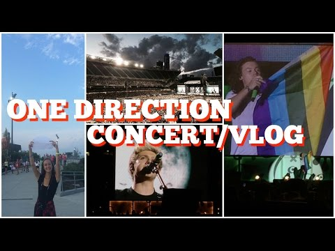 1D Concert and Vlog | Jessica Howard