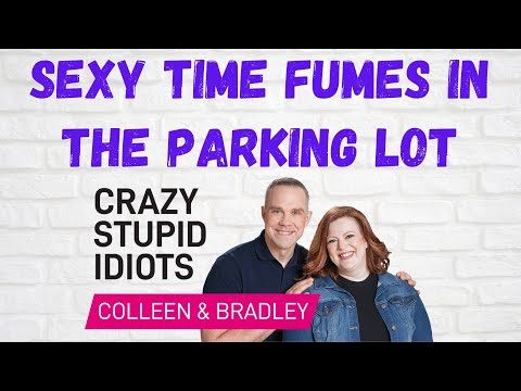 Sexy Time Fumes in Publix Parking Lot - Crazy Stupid Idiots