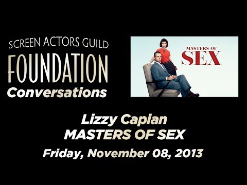 Conversations with Lizzy Caplan of MASTERS OF SEX