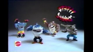 (July 31, 1995) Fox Kids Commercials during Mighty Morphin Power Rangers