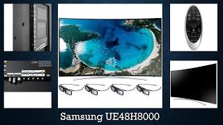 Телевизор Samsung UE48H8000AT