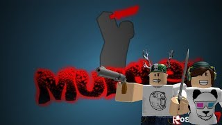 Roblox Gameplay Commentary - Murder w/ horsesfan721!